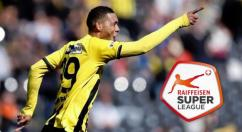 hoarau super league young boys